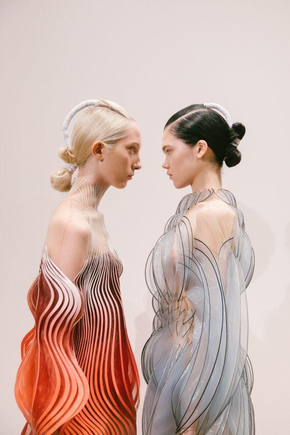 Iris Van Herpen AW19 Couture | Dazed