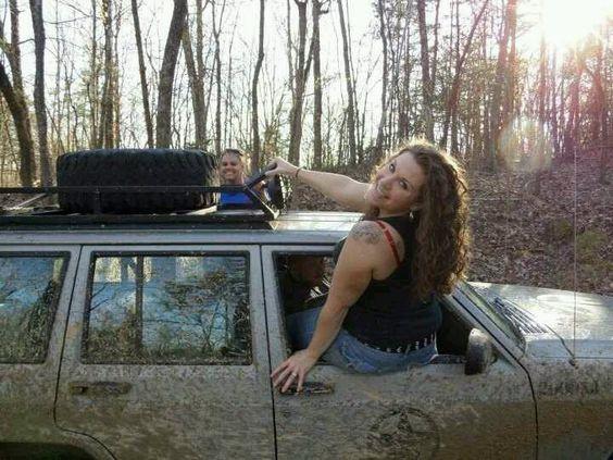 Dirty Jeep Girls