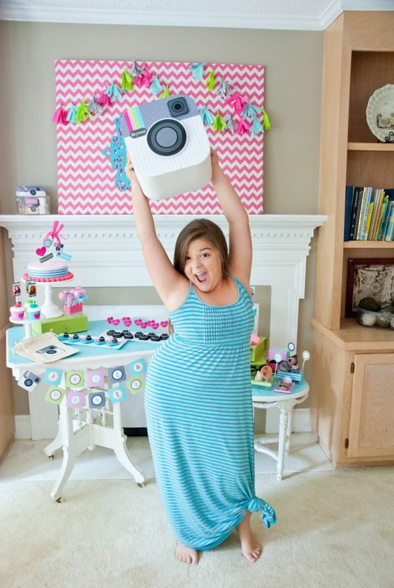 Instagram Birthday Party, Birthdays And Tween On Pinterest