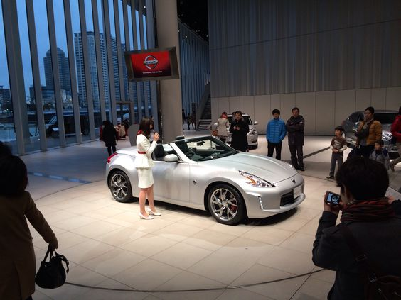 Nissan Fairlady z convertible
