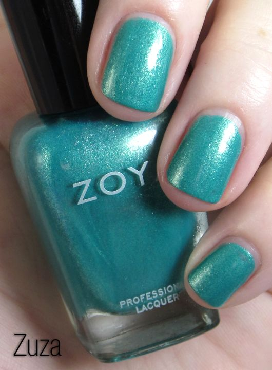 Zuza by Zoya. From the Summer 2012 Surf collection.