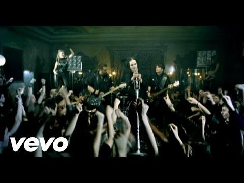 Apocalyptica feat Lauri Ylonen - Life Burns (Official Music Video) - YouTube