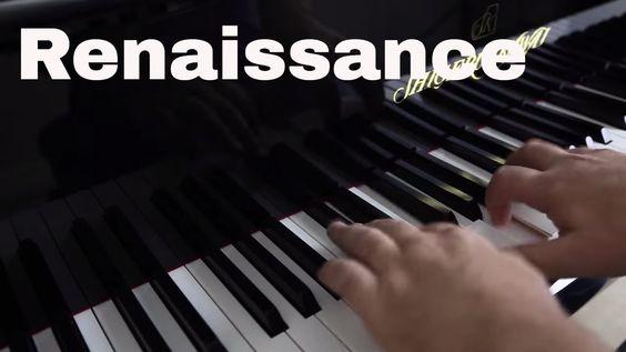 Renaissance The Art Of Piano Piano Solo David Hicken Piano Sheet Music Piano Sheet