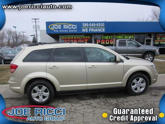 2010 Dodge Journey Detroit, MI | Used Cars Loan By Phone: 313-214-2761