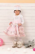 Pearl Cindarella ZAZA couture  How Adorable! This looks like it was a great season!