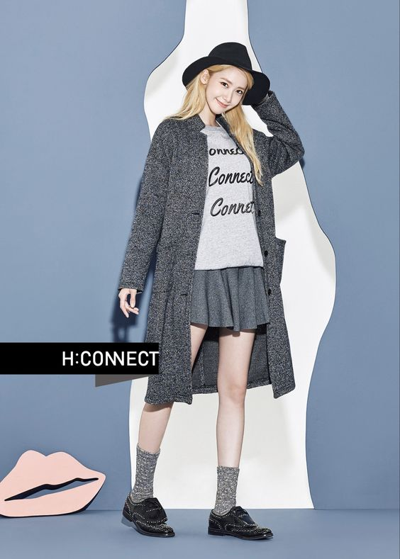 SNSD Yoona - H:Connect 2015