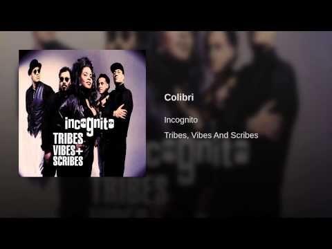 Colibri Incognito Historical Art Universal Music Incognito