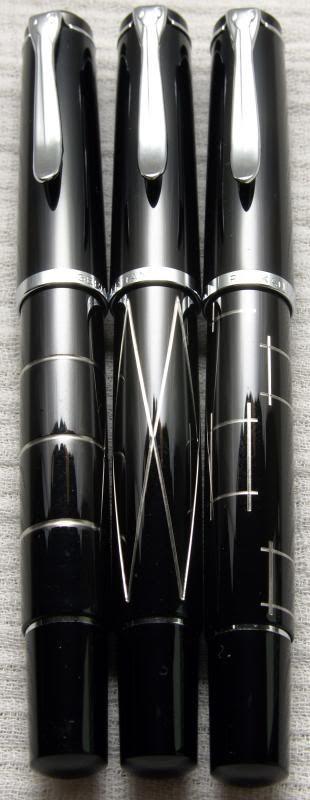 Pelikan M215: Rings