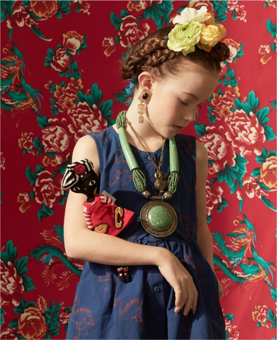 Ladida, children's fashion for spring summer 2017