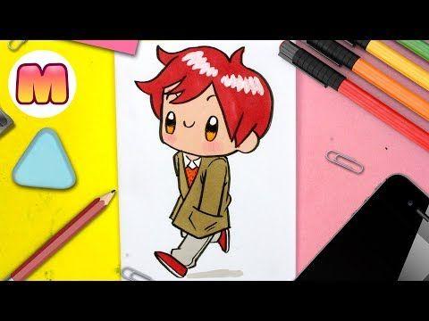Como Dibujar Personas Kawaii Youtube Dibujos Kawaii Como Dibujar Personas Dibujos Kawaii Faciles