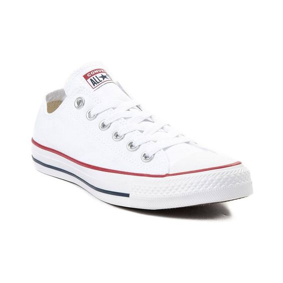 Converse Chuck Taylor All Star Lo Sneaker - Optical White - 398732  Color pictured size women's 7.5