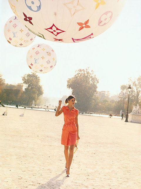 Louis Vuitton Balloons