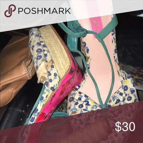 Betsy Johnson Strait heals size 81/2 Betsey Johnson Shoes Heels