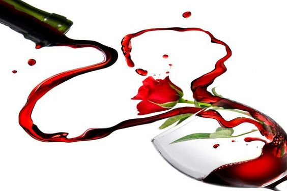 wine and the rose