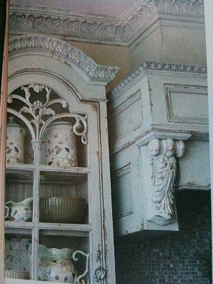 French Country Cottage, photo from the Beautiful Kithcens & Baths winter 2010 issue  ~ amazing French country style kitche