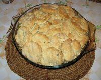 Random Recipes: Vegetable and Nut Cobbler