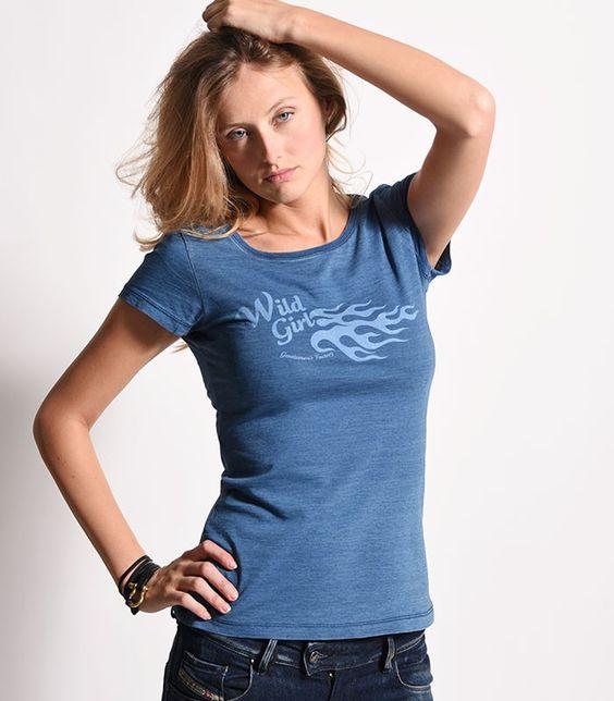 "tee-shirt ""vilaine fille"" #womenshirt #womentee-shirt #fashion blancCasquette trucker brown  #clothesforbikers #fashion #vintagestyle #hipsterlook #custombike #classicmotorcycle #bikersapparel #chopper #bobber #caferacer #polo #steveMcqueen #gentlemens-factory.com #trucker #organicshirt #frenchstyle #casquette #casquetteus #cap #vintagecap #laurentscavone photos : http://scavonelaurentphotos.tumblr.com"