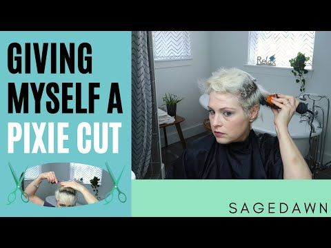 37+ Giving myself a haircut inspirations