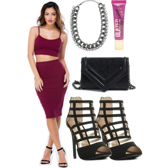 """""""All lined up"""" by gojanedotcom on Polyvore"""