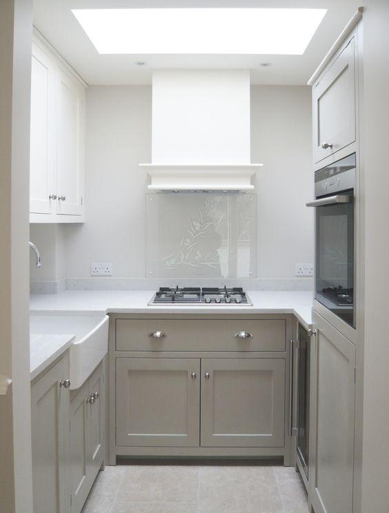 deVOL-kitchens-blog-customer-Real-Shaker-kitchen-Mushroom-splashback-olive-mushroom-Holland Park-transformation-beautiful-simple-stylish