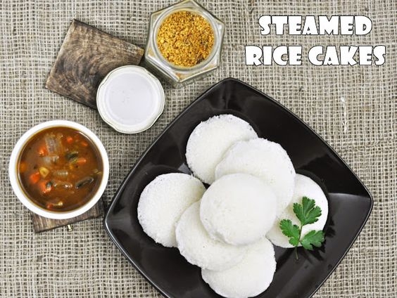 Kitchen Chemistry: Making the Idli (Steamed Rice Cakes) from Scratch