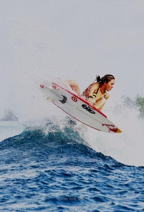 Pin On Surfer Girl