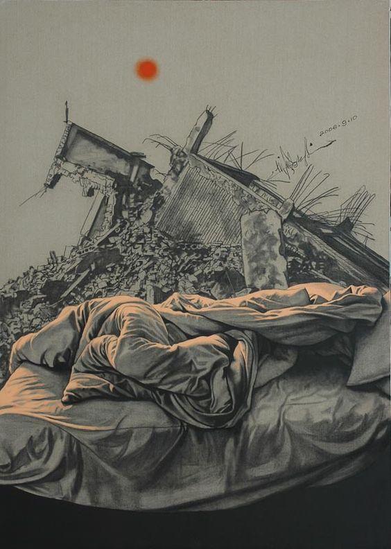 ARTIST: Zhong Biao ~