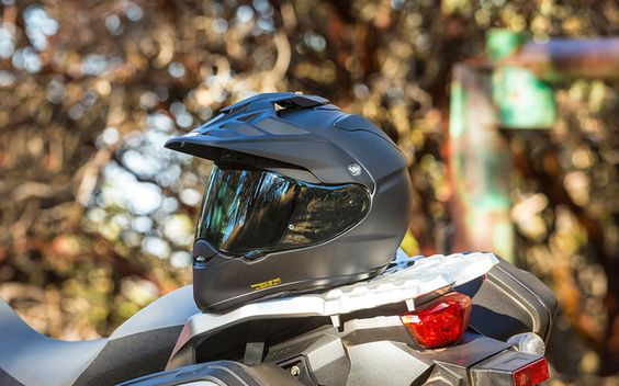 Why Choose a Full Face Motorcycle Helmet?