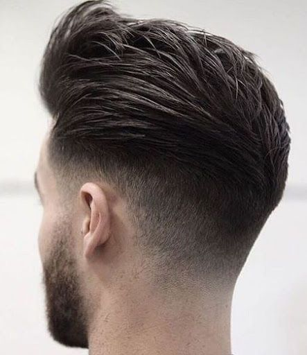 under cut hairstyles for men