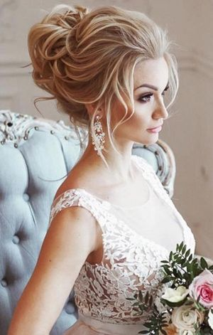 Magnificent Wedding Hairstyles Updos And Big Day On Pinterest Short Hairstyles Gunalazisus