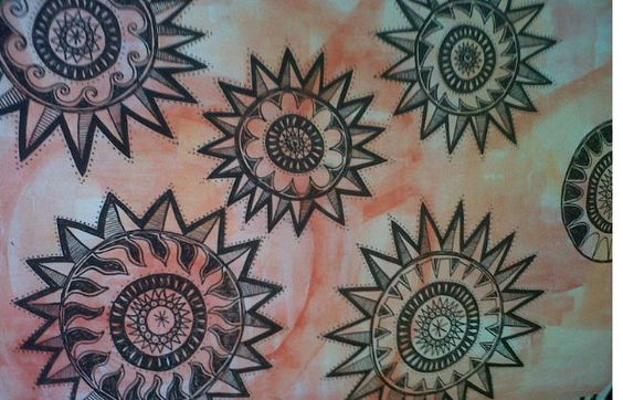 Once upon a mandala http://openwaydesigns.com/2012/07/22/art-journal-every-day-week-2/