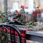 Christmas Wedding Centerpieces Design, Pictures, Remodel, Decor and Ideas