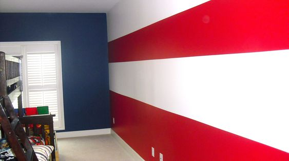 Captain America Bedroom   Theme bedrooms, Capt america and Bedrooms