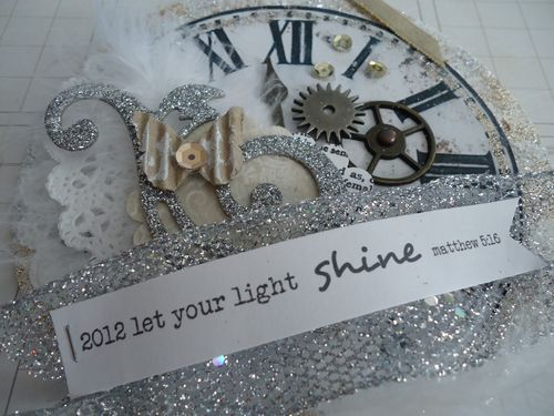OLW 2012  off to a great start! Great New Years eve Party invitation idea!!!