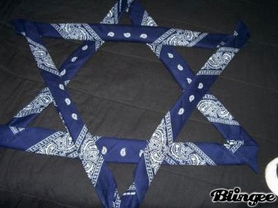 gallery for crip blue bandana wallpaper