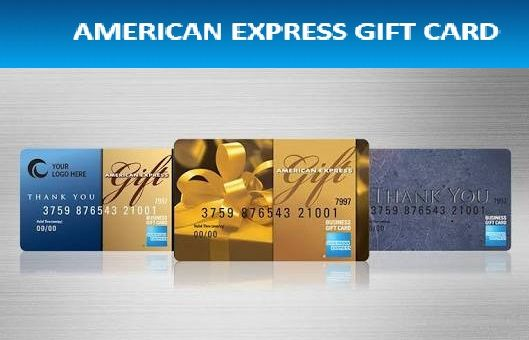 How To Add Money To American Express Gift Card