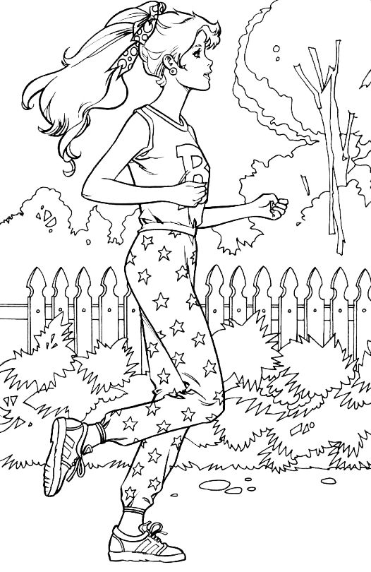 Pin By Nathalie On Barbie Coloring Barbie Coloring Pages Barbie Coloring Cute Coloring Pages