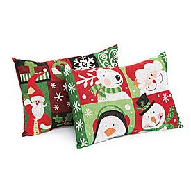 Small Christmas Tapestry Throw Pillows at Big Lots.