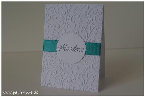 ~+Tischkarten+zur+Hochzeit+(Farbwahl)+~+von+papierlook+auf+DaWanda.com