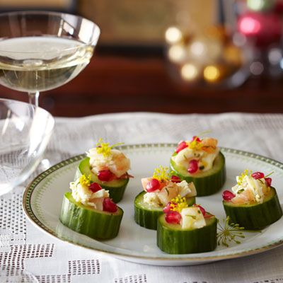 Holiday Dinner Menu Ideas - Holiday Dinner Recipes - Good Housekeeping