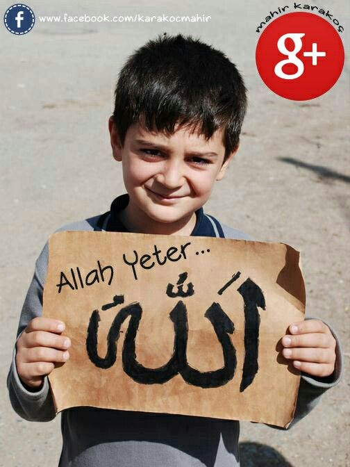 Allah Yeter...