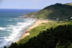 La playa de Vega ye perguapa.