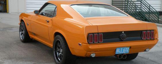 1969 Saleen Mustang