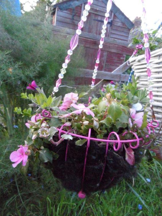 Pinterest the world s catalog of ideas - Summer hanging basket ideas ...