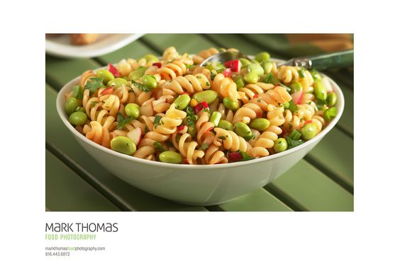 Yummy Dreamfield's pasta makes a great salad for a side dish.