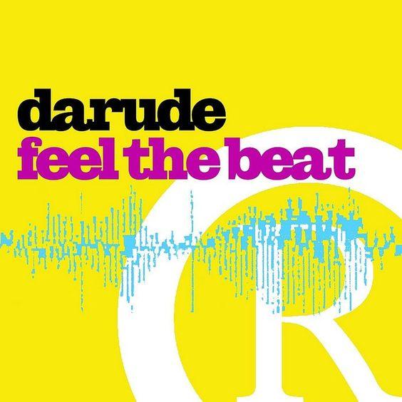 Darude – Feel the Beat (single cover art)