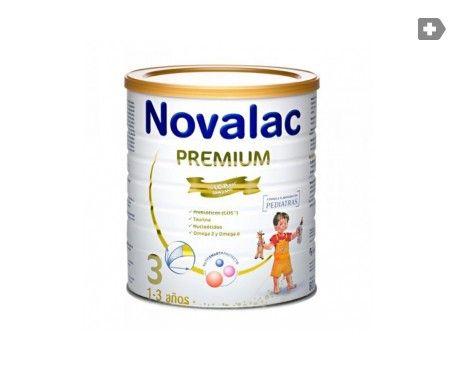 12,36€ - Novalac 3 Premium 800g - Preparado lácteo de continuación que ayuda a crecer a tu hijo