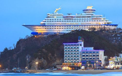 Mega Engenharia: Sun Cruise Resort