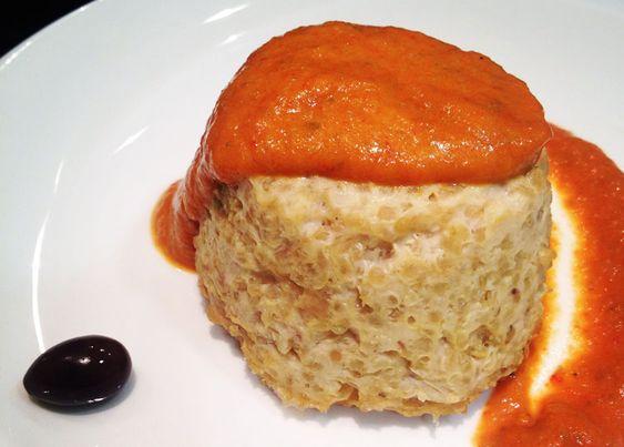 timballi di cavolfiore e quinoa