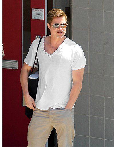 Brad Pitt: Most Stylish Man Alive | GQ